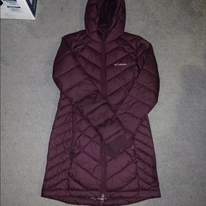 Women's Columbia Heavenly Down Parka